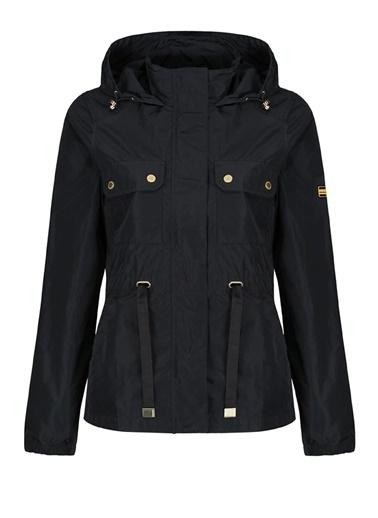 Barbour Ceket Siyah